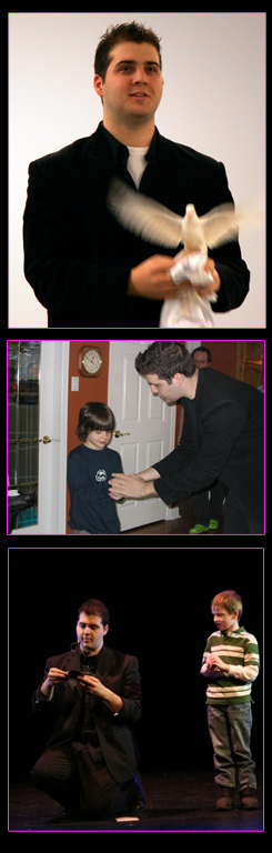 Ottawa Magician, Ottawa Birthday Parties, Ottawa Magic Party ...